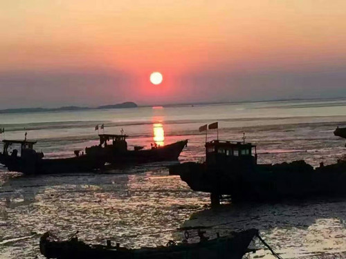 丹东大鹿岛旅游