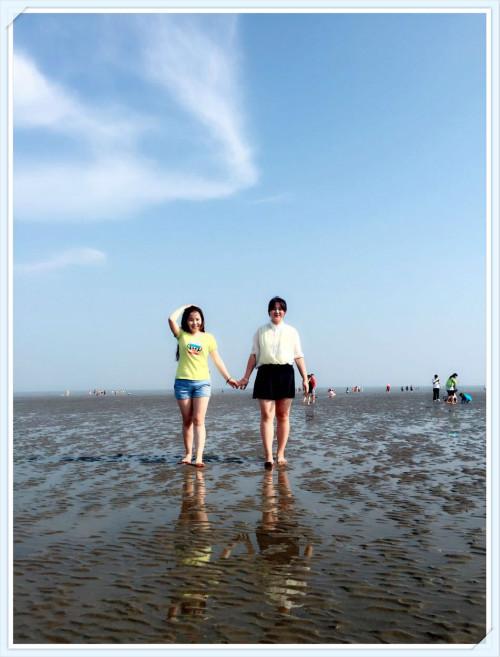 也让海边旅游景点,丹东大鹿岛旅游景区也从冬眠中