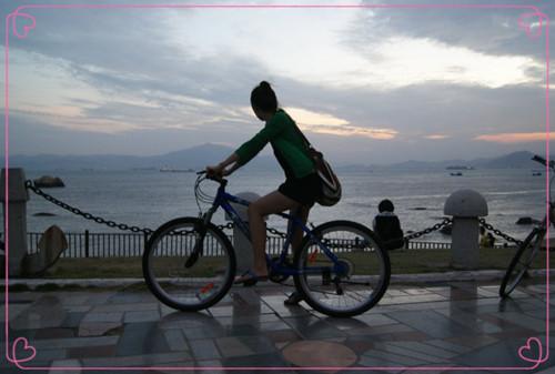 大鹿岛骑行3