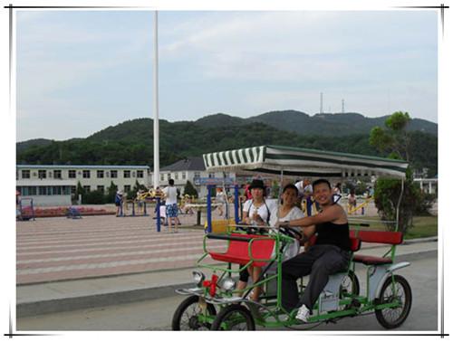 大鹿岛骑行5