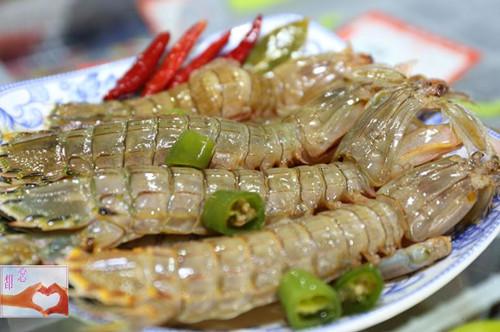 大鹿岛美食系列:腌虾爬子_特色餐饮_丹东大鹿岛旅游