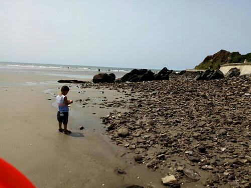 大鹿岛海滩