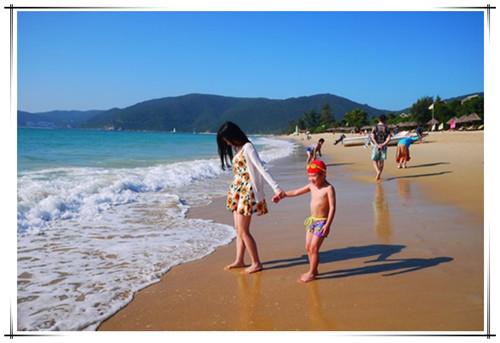 海边防晒护肤方法2