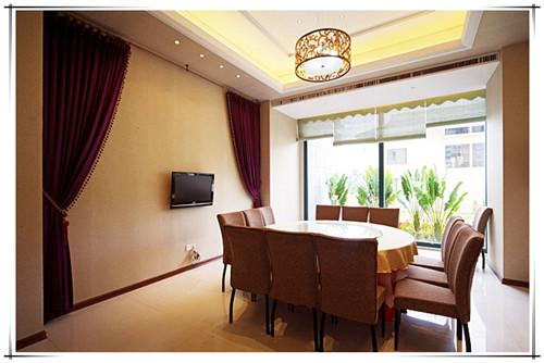 花水木大酒店餐厅